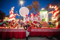 Carroza caramelos El Prat