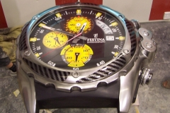 Reproducción sobredimensionada reloj FESTINA. Overstone.